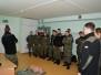 """Dzień szkoleniowy wramach programu pilotażowego """"Edukacja wojskowa"""""""