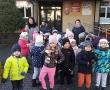 Miłe odwiedziny przedszkolaków