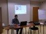 Prelekcja ucznia nakonferencji MSCDN