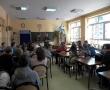 Spotkanie młodzieży z żołnierzami Armii Polskiej