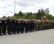 Udział klas mundurowych w targach obronnych w Kielcach