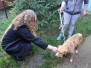 Wizyta wPrzytulisku dla Bezdomnych Zwierząt