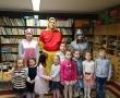 Wolontariusze w  Publicznym Przedszkolu im. Kubusia Puchatka